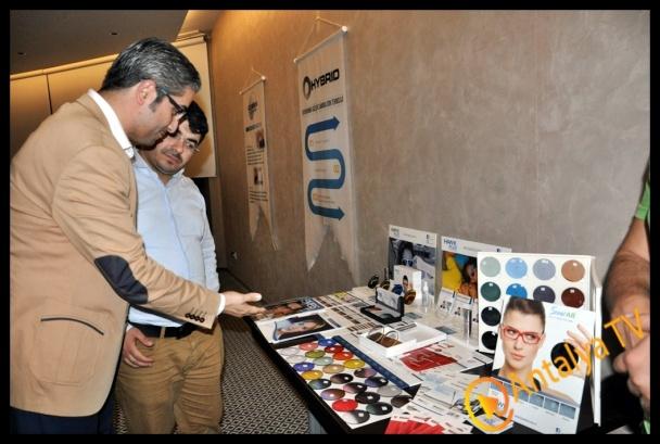 Antalya Merve Gözlük Camı - İlhami Bozkurt- Davut Yıldırım