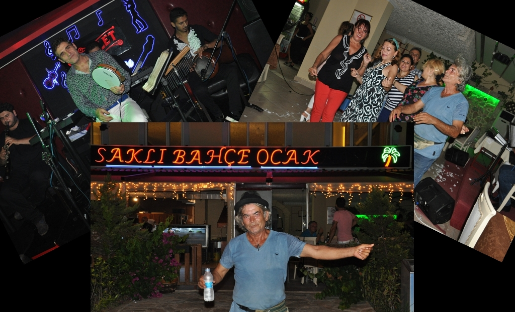 İkinci Bahara Merhaba Gurubu Antalya'da Coştu…