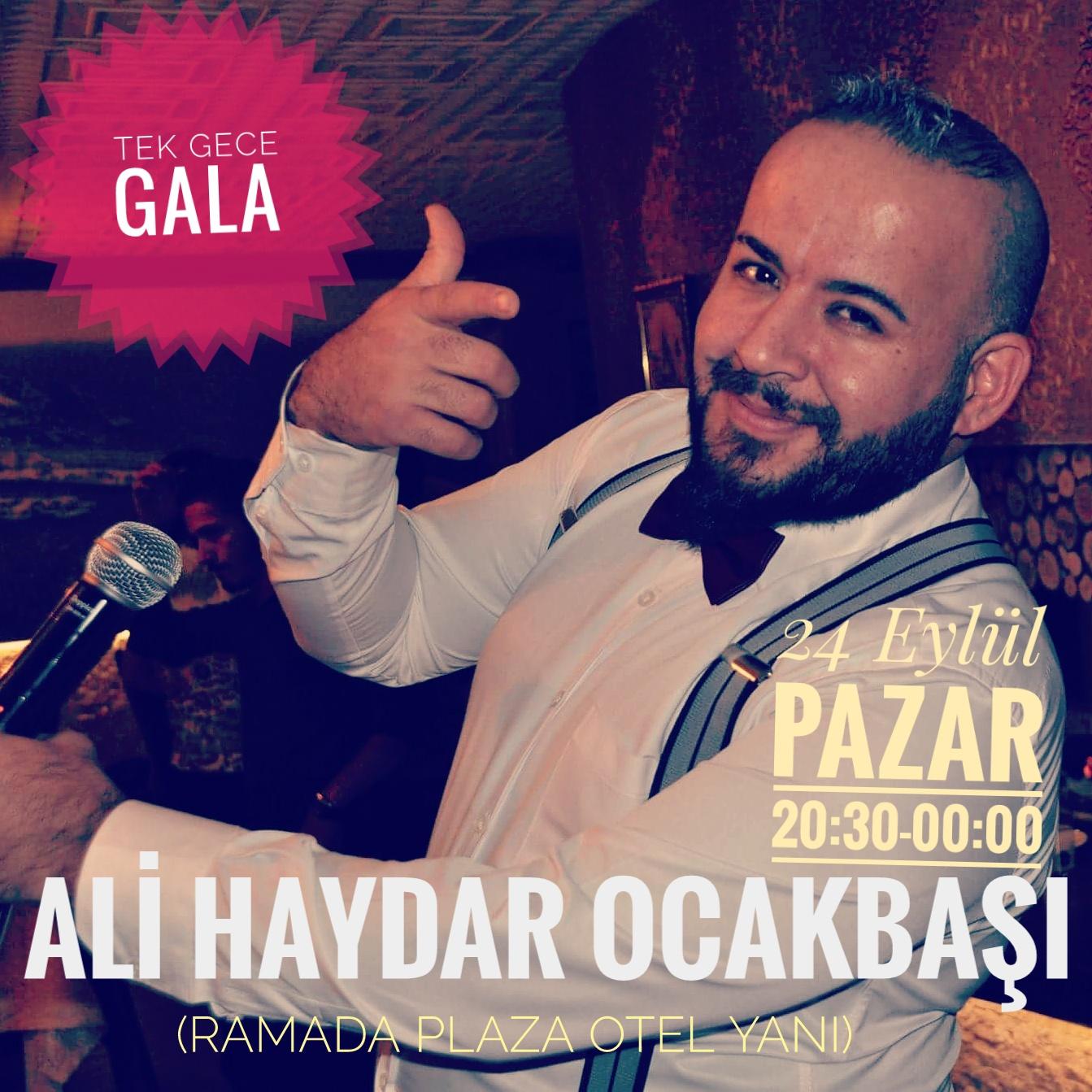 Showmen Murat Sarıgöz'den Pazar Akşamına Tek Gala