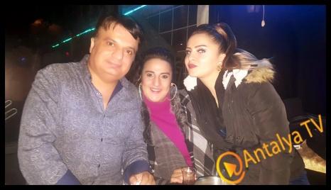 Alihan Antalya Ada Bar Sahnesinde