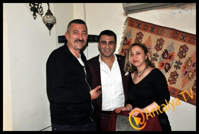 Antalya Solist Devrim Umut- Anaç Balık