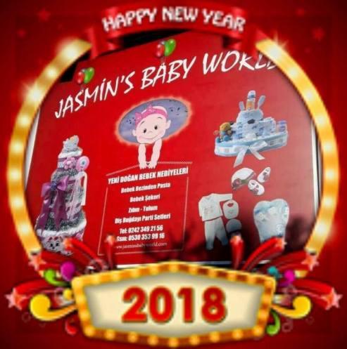 jasmin's babyworld Yeni Doğan Bebek Mağazası Açıldı.