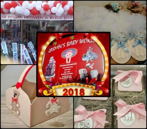 jasmin's babyworld Yeni Doğan Bebek Mağazası Açıldı (42)