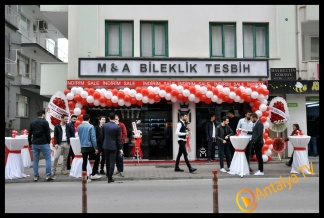 M&A Bileklik Tesbih Mağazası - İlhami Ünal Öder - Mücahit Bayırlı'