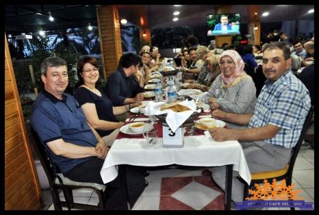 Kütahya İlinden Yetişenler Derneği (KİYD), Anadolu Cafe'de